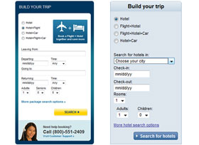 JSON / JQuery Search Module (Expedia) thumbnail image